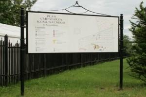 Tablica info 3x1,4 m