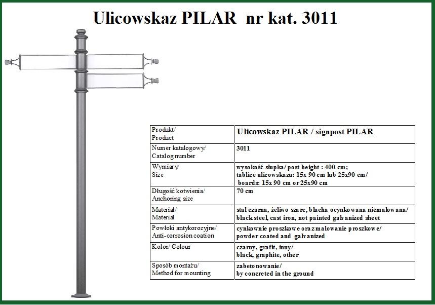 ulicowskaz PILAR